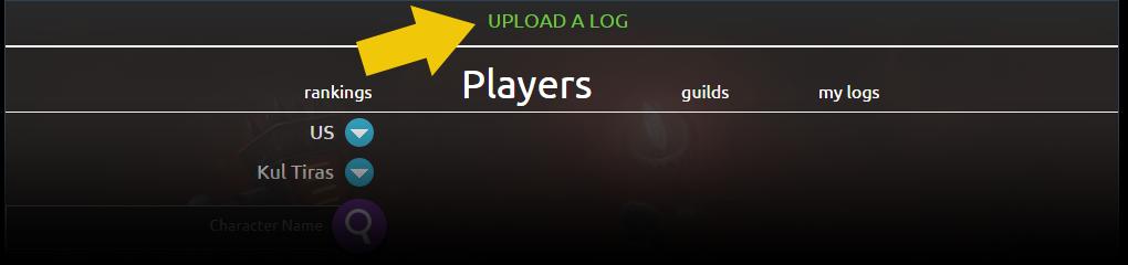 UploadLog