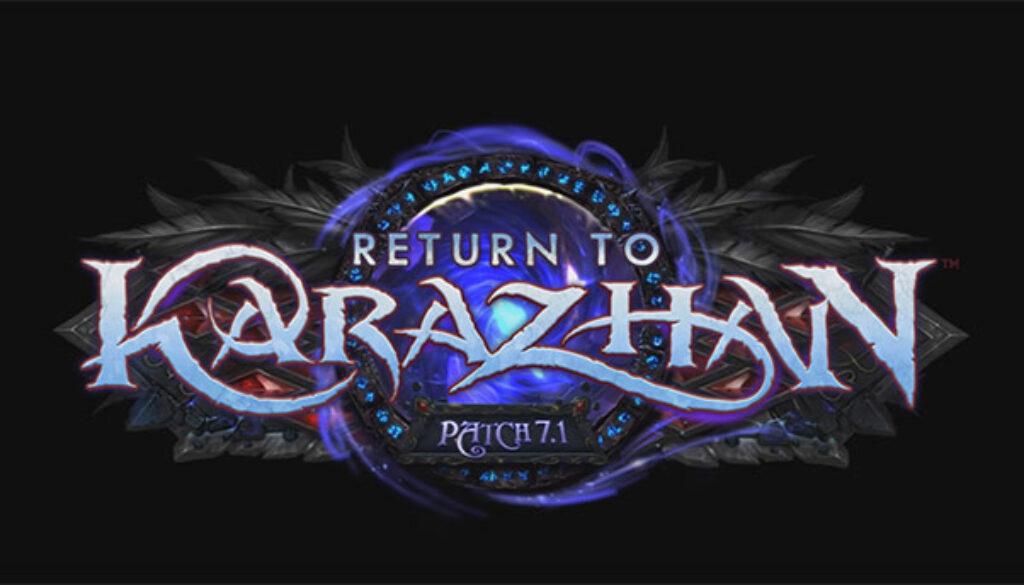 Karazhan Patch 7.1