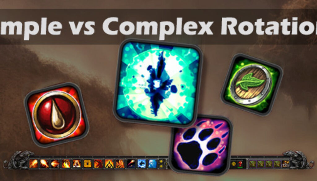 Simple vs Complex Rotations / APLs