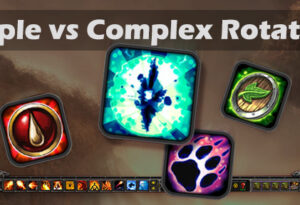 Simple vs Complex Rotations / APLs