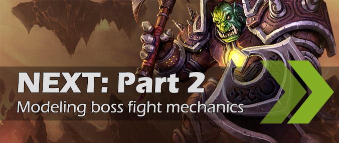 Simming Tanks - Part 2: Modeling Boss Fights