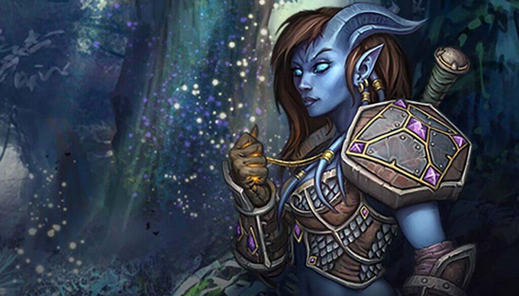 Resto shaman art World of Warcraft