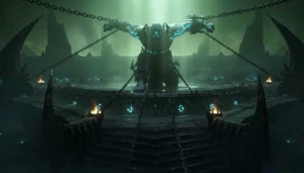 Runecarver Legendary system